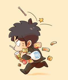 スイーツ男子村上 Kaiji Itou, Neko, Chibi, Minnie Mouse, Disney Characters, Fictional Characters, Anime, Cool Stuff, My Love