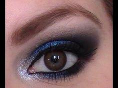 Maquillage pour yeux bruns et noirs (de fête ou pas!)