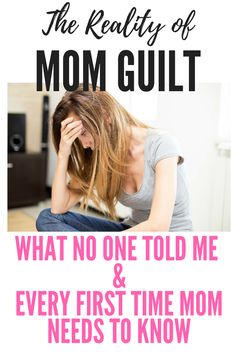 "I didn't know what Mom Guilt was. I couldn't describe this feeling I always had and the struggle emotionally between being a Mother and a Woman. Until I finally saw a YouTube Video and started asking my 'Mom Circle"" what this really was. Here it is Mom's - The Reality of Mom Guilt. What you might not know and how I am starting to identify with it. Much more to come and a great YouTube humor piece from my favorite Vloggers! #momguilt #parenting #firsttimemom #momlife #momhacks #parentingtips"