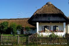 Hungary, Farm House, Gazebo, Cottage, House Design, Outdoor Structures, Cabin, Traditional, Landscape