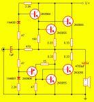 amplificador 90wts Diy Amplifier, Car Audio Amplifier, Diy Electric Car, Inverter Welder, Electronic Circuit Design, Electrical Circuit Diagram, Speaker Plans, Electronic Schematics, Bluetooth Speakers
