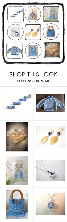 """""""Beautiful Handmade Gifts!"""" by therusticpelican ❤ liked on Polyvore featuring modern, contemporary, rustic and vintage"""