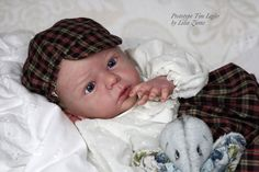 Prototype Tim by Gudrun Legler *cute little boy*reborned by Lilia Ziems* IIORA | Dolls & Bears, Dolls, Reborn | eBay! Sold for $4,600 wowsers!