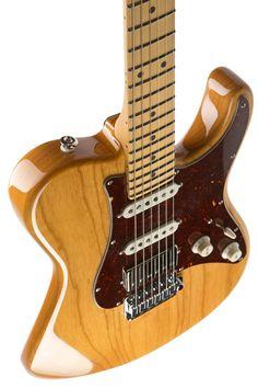 Suhr Classic TS Guitars