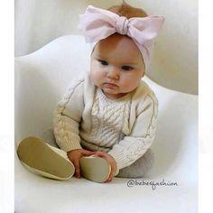 Que hermosura!! www.somosmamas #bebe mama  #kids #familia#fashion