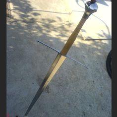 Vyrábam kópie historických chladných zbraní. Meč, halapartňa, šidlo, dýka, nôž... nič nie je problém