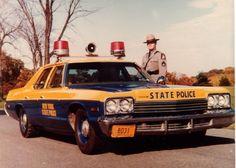 New York State Police, 1974 Dodge Monaco