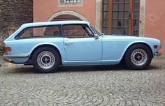 Triumph TR6 Shooting Brake
