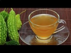 How To Make Bittergourd Tea To Reverse Diabetes, Stop Gout Or Lower Blood Pressure - YouTube