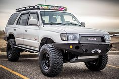 1998 toyota 4runner off road - Google Search