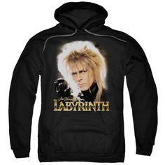 Labyrinth - Jareth Adult Pull-Over Hoodie