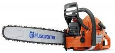 Husqvarna 372xp 24in. 70 cc gas