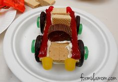 I'm thinking a good craft might be to let the kids build their own candy cars!    Sugar Rush Racing Car - Designing Wreck-It Ralph Cars #DisneyMoviesEvent