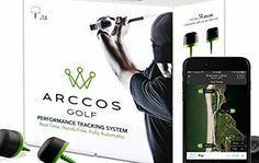 Arccos Golf Real-Time GPS and Golf Stat Tracking System (14-Sensor Pack) No description (Barcode EAN = 0855075005043). http://www.comparestoreprices.co.uk/december-2016-week-1/arccos-golf-real-time-gps-and-golf-stat-tracking-system-14-sensor-pack-.asp