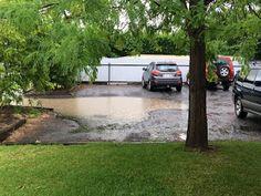 Just a smidge of rain today!!