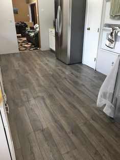 Create a beautiful and extraordinary look to your living room by installing this Pergo Outlast plus Vintage Pewter Oak Laminate Flooring. Pergo Laminate Flooring, Waterproof Laminate Flooring, Vinyl Plank Flooring, Wood Laminate, Kitchen Flooring, Hardwood Floors, Farmhouse Flooring, Wood Flooring, Pergo Outlast