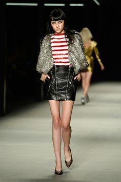 Saint Laurent Paris Fashion Week