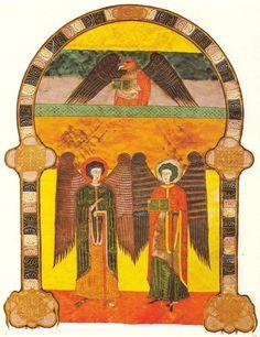 Beato de Liébana , Santo — Manuscrito — 1047: 2 тыс изображений найдено в Яндекс.Картинках