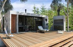 REVISTA DECK | Arquitectura, Diseño y Decoración - Bahía Blanca | www.revistadeck.com - Arquitectura de hormigón