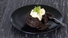 Čokoládový fondant » nejen Paleo snadno Paleo, Fondant, Low Carb, Pudding, Beef, Desserts, Meat, Tailgate Desserts, Deserts