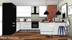 Basic Kitchen Update at MXIMS • Sims 4 Updates
