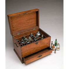 Apothecary of Druggists box