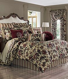 j queen new york catherine comforter set dillards - J Queen New York Bedding