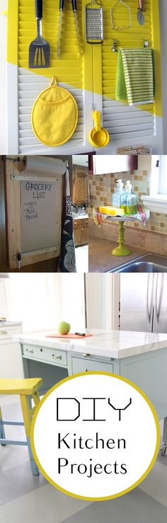 DIY Kitchen Projects