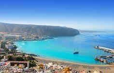 Tenerife, Ilhas Canárias - 5 ilhas imperdíveis para se visitar pelo mundo;