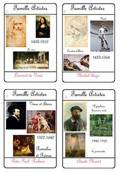 jeu artistes 1 copie by levoyagedesnainbus, via Flickr