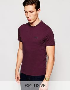 "T-shirt by Barbour Soft-touch jersey Crew neck Chest logo print Regular fit - true to size Machine wash 100% Cotton Our model wears a size Medium and is 188cm/6'2"" tall Exclusive to ASOS"