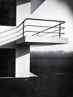 Lucia Moholy, Bauhaus, Dessau, 1926.