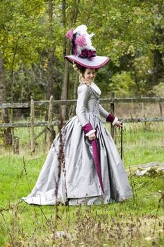 Historical Accuracy Reincarnated: I like big hats and I can not lie...