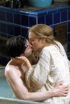 Keira Knightley in Doctor Zhivago (2002).