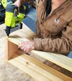 Ana White | Cedar Vertical Tiered Ladder Garden Planter - DIY Projects