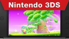 Nintendo 3DS - Kirby: Triple Deluxe - Gee Kirby, You're So Cute Trailer