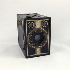 Vintage AGFA Ansco Shur-Shot Box Camera