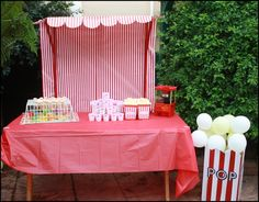 "Photo 1 of 78: Circus /Carnival Party / Birthday ""Ella's 3rd Birthday"" 