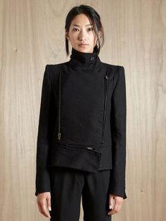 Womens Dale Jacket by Ann Demeulemeester