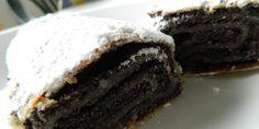 Makači, STRUDLA S MAKOM Serbian Recipes, Dessert Recipes, Desserts, Macaroons, Apple Pie, Sweet Recipes, Cooking Recipes, Sweets, Food