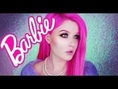 Holiday Barbie Makeup tutorial http://makeup-project.ru/2017/12/29/holiday-barbie-makeup-tutorial/