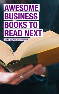 Awesome List of Business Books You Should Be Reading!!