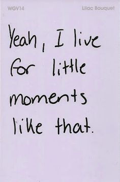 Brad Paisley - Little Moments <3