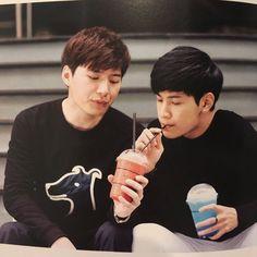 Sotus the series Cute Gay Couples, Real Couples, Cute Asian Guys, Love Sick, Best Dramas, Lgbt Love, Bad Romance, Ulzzang Couple, Thai Drama