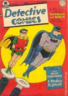Detective Comics 1, Batman Detective, Lee Harris, John Daly, Robin Comics, Justice Society Of America, Julie Newmar, Bob Kane, Riddler
