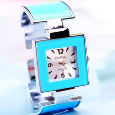 >> Click to Buy << 2016 Brand Quartz Watches Women Clocks Full Steel Square Bracelet Casual Fashion Casual Watches Ladies reloj mujer montre femme #Affiliate