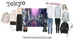 Packing List for Japan: Tokyo Travel TV Host Shares Her Fashion Tips!