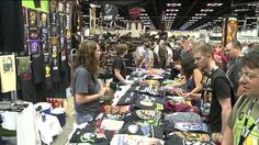Gen Con Indy 2012  ~~~  This booth, anyone know the name?! Or even the booth number?
