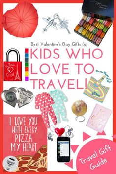 Valentine's Day Gift Guide: Who wants chocolates and roses? Here's our list of the best gifts for the (travel) lover in your life. My Sweet Valentine, Valentine Day Gifts, Valentines, Traveling With Baby, Travel With Kids, Family Travel, Best Valentine's Day Gifts, Lost In The Woods, Arizona Travel