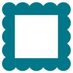 Frame-Scalloped Steel-Rule Die | AccuCut Craft